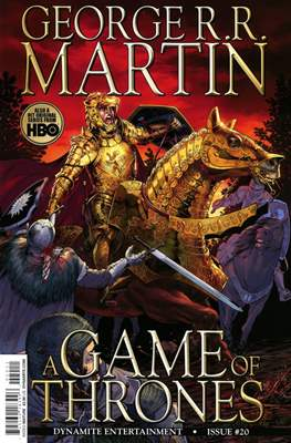 A Game Of Thrones (Comic Book) #20