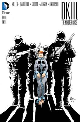 Dark Knight III: The Master Race (2016-2017) (Comic Book) #2