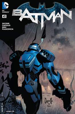 Batman (2012-2017) (Grapa) #41