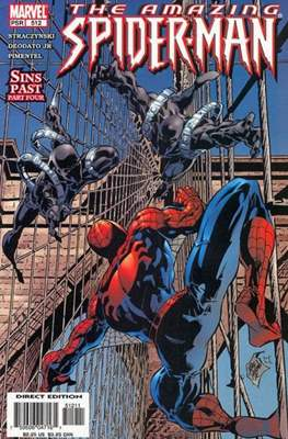 The Amazing Spider-Man Vol. 2 (1999-2014) (Comic-Book) #512