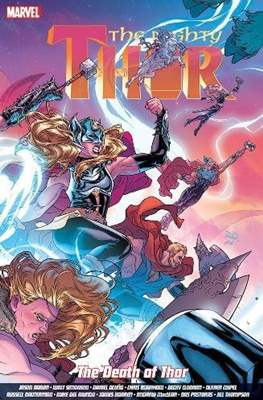 The Mighty Thor (2016-) (Softcover) #5