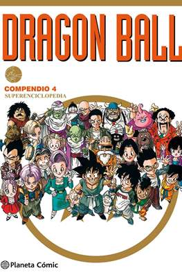 Dragon Ball Compendio (Cartoné) #4