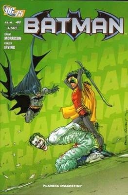 Batman (2007-2012) (Grapa. 48 pp) #41