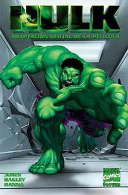Hulk. Adaptación oficial de la película (2003)