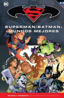 Batman y Superman. Colección Novelas Gráficas (Cartoné) #31