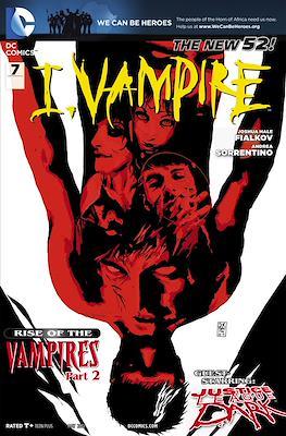 I, Vampire Vol. 1 #7