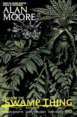Saga of the Swamp Thing (Softcover 168-248 pp) #4