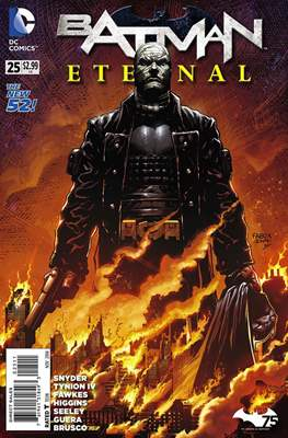 Batman Eternal (2014-2015) (Comic-Book) #25