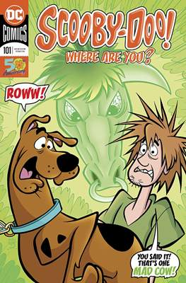Scooby-Doo! Where Are You? (Comic Book) #101