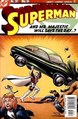 Superman Vol. 2 (1987-2006) (Comic Book) #201