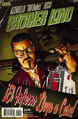 100 Bullets: Brother Lono (Comic Book) #7