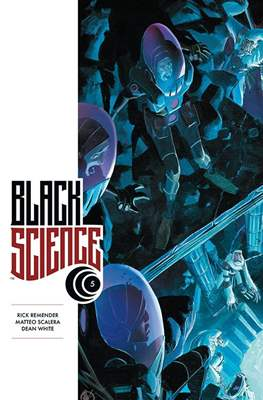Black Science (Grapa) #5