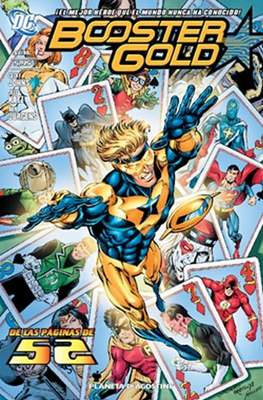 Booster Gold (2008-2010) (Grapa 72-96 pp) #1