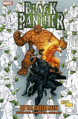 Black Panther (Vol. 4 2005-2008) #6