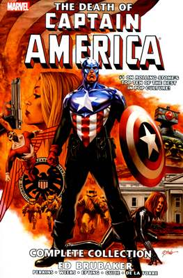 The Death of Captain America. Complete Collection