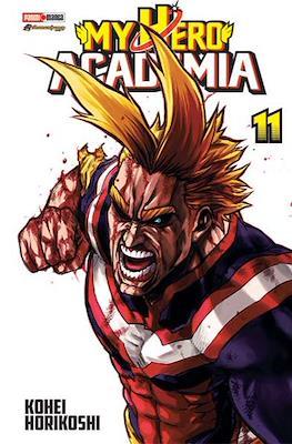 My Hero Academia (Rústica) #11