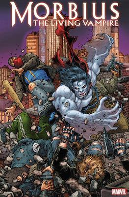 Morbius: The Living Vampire Vol. 3 (Variant Cover) #3