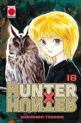 Hunter x Hunter (Rústica) #18