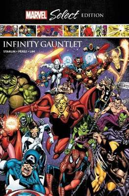 Infinity Gauntlet - Marvel Select Edition