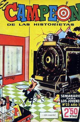 El Campeón (1960) (Grapa) #35