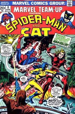Marvel Team-Up Vol. 1 (Comic-Book) #8