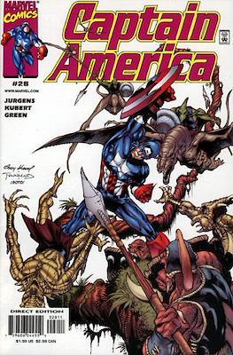 Captain America Vol. 3 (1998-2002) (Comic Book) #28