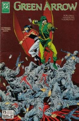 Green Arrow (1989) #12