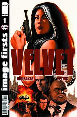 Image Firsts: Velvet