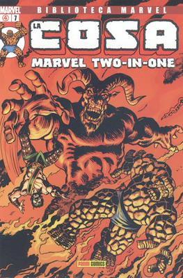 Biblioteca Marvel: La Cosa (2005-2006) (Rústica 160 pp) #7