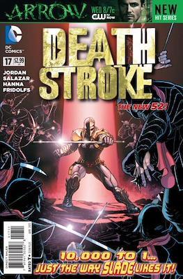 Deathstroke (2011-2013) (Comic Book) #17