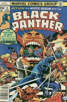 Black Panther (1977-1979) (Comic Book) #6