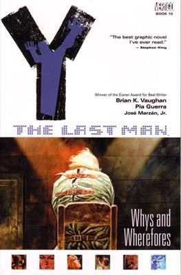 Y: The Last Man (Softcover 128-144-168 pp) #10