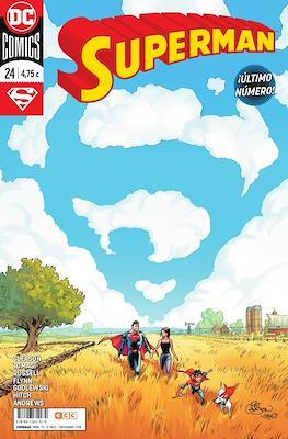 Superman. Nuevo Universo DC / Renacimiento #79/24