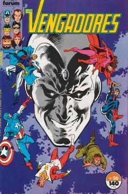 Los Vengadores Vol. 1 (1983-1994) (Grapa) #56