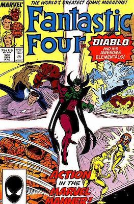 Fantastic Four Vol. 1 (1961-1996) (saddle-stitched) #306