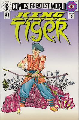 Comics' Greatest World: King Tiger