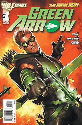Green Arrow vol. 5 (2011-2016) (Comic-Book) #1