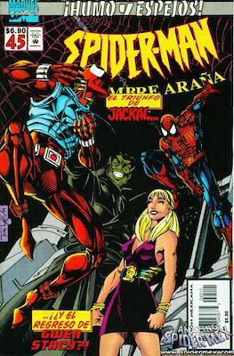 Spider-Man el Hombre Araña (1996-1998) (Grapa) #45