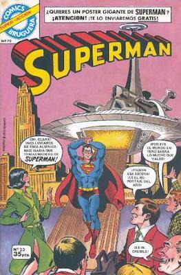 Super Acción / Superman #23