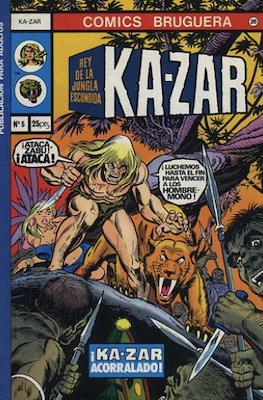 Ka-Zar. (1978) #5