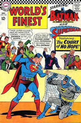 World's Finest Comics (1941-1986) (Comic Book) #163