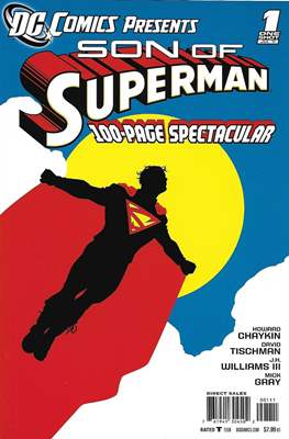 DC Comics Presents: Son of Superman 100-Page Spectacular