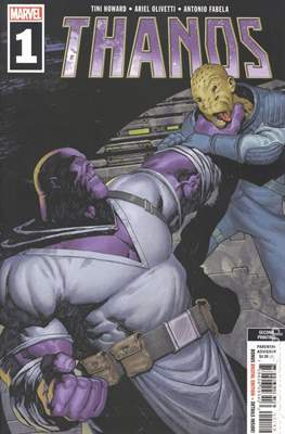 Thanos (2019 Variant Cover) (Comic Book) #1.7