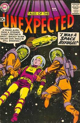 Tales of the Unexpected (1956-1968) (Comic Book) #35