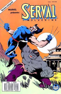 Serval / Wolverine Vol. 1 (Agrafé) #4