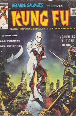 Relatos salvajes. Artes marciales Judo - Kárate - Kung Fu (1975-1979) (Rústica 52-68 pp) #18