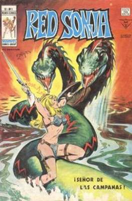 Red Sonja (1978-1979) (Grapa 40 pp) #3