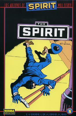 Los archivos de The Spirit #8