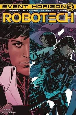 Robotech (Comic Book) #23
