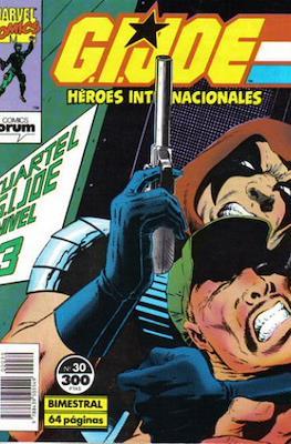Comando G.I.Joe (Grapa. 19x27. 32 páginas. Color.) #30